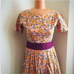 Meetings and Salutations Dress -from ModCloth